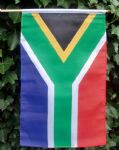 HAND WAVING FLAG - South Africa